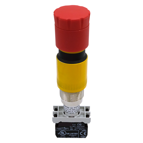 Explosionproof Emergency Pushbutton pull release for hazardous area Series EFP