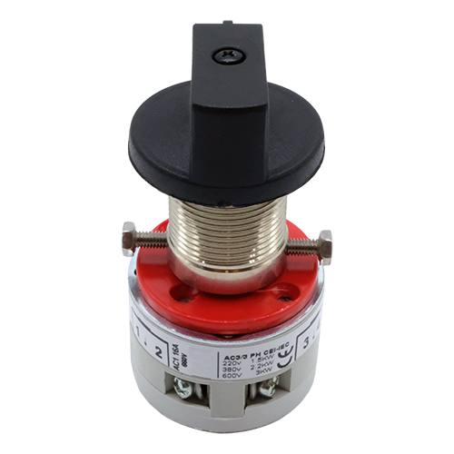 Explosion proof rotary cam switch for hazardous area Series M5A