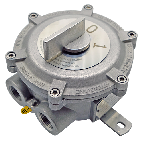 02 LCS3 explosion proof switch rotary cam for hazardous area