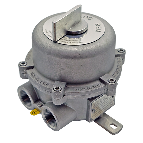 03 LCS3A explosion proof switch rotary cam for hazardous area