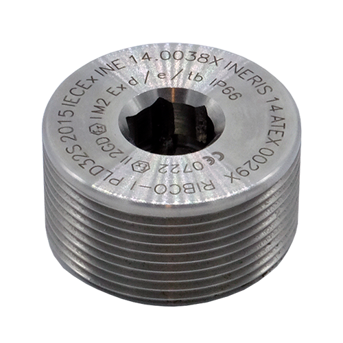 04 PLD explosion proof plug for hazardous area atex