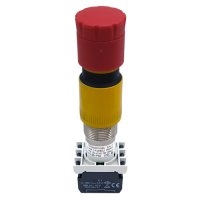 Explosionproof Emergency Pushbutton pull release for hazardous area Series EFP3