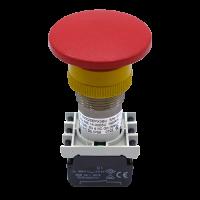 Explosionproof Emergency Pushbutton spring return for hazardous area Series EF3