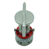 Explosionproof rotary cam switch for hazardous area Series M5C