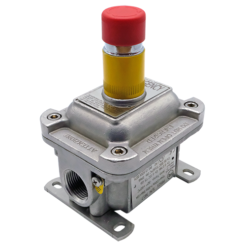 PBS EFR Stainless steel explosion proof emergency pushbutton and control station one unit for hazardous area atex
