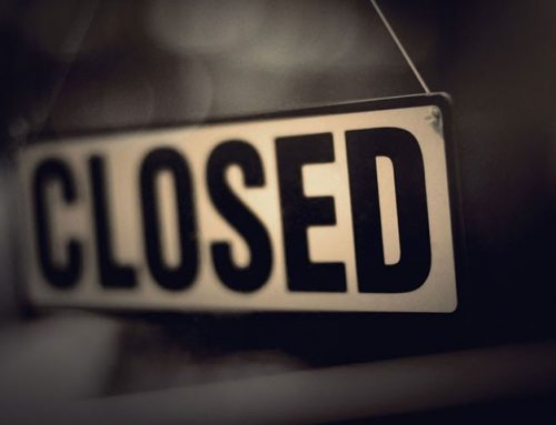 Easter holiday closing times